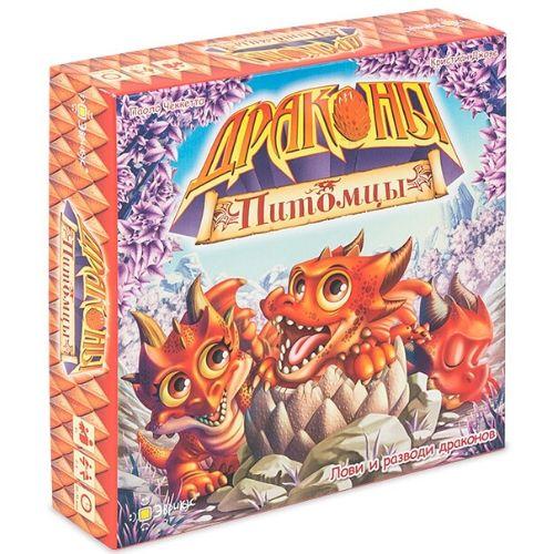 Драконы-питомцы настольная игра
