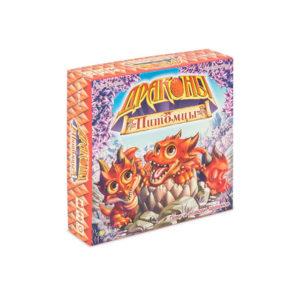 Настольная игра Драконы-питомцы
