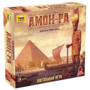 Амон-Ра настольная игра