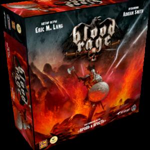 Настольная игра Кровь и ярость