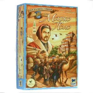 Настольная игра Путешествия Марко Поло