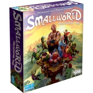 Small World Маленький мир настольная игра