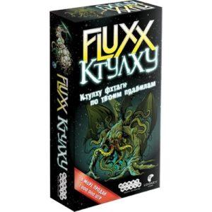 Игра Fluxx Ктулху настольная