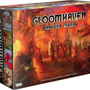 Настольная игра Gloomhaven