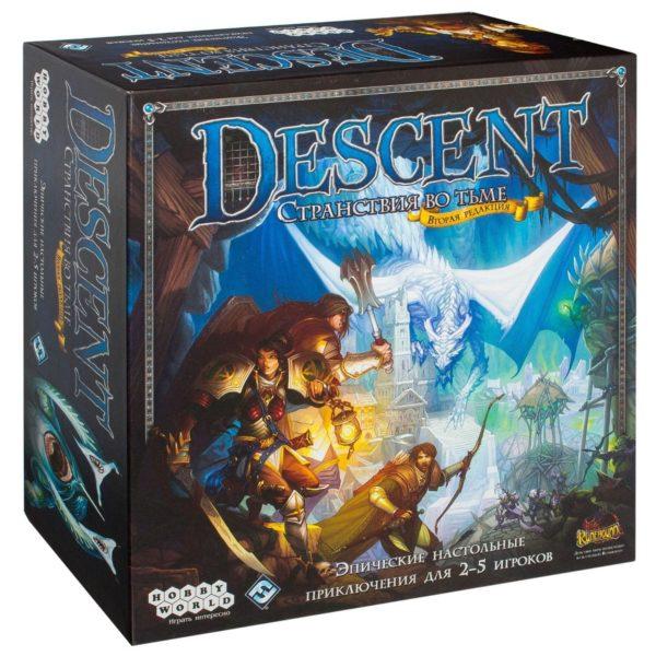 Descent настольная игра