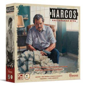Настольная игра Нарко (Narcos)