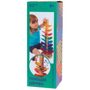Акустическая игрушка Поющее дерево