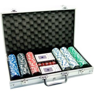 Набор для покера на 300 фишек