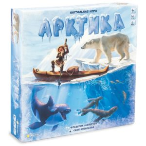 Настольная игра Арктика