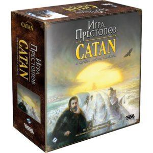 Настольная игра Catan Игра престолов