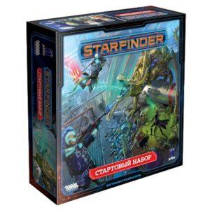 Настольная ролевая игра Starfinder. Стартовый набор
