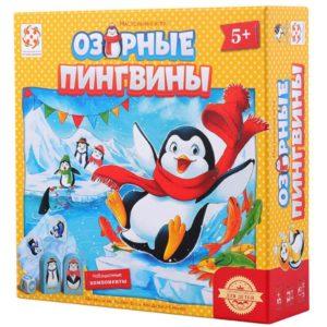 Озорные пингвины настольная игра