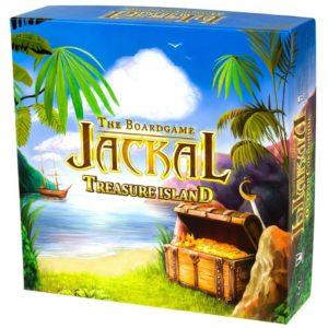 Настольная игра Шакал. Остров сокровищ