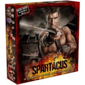 Спартак настольная игра