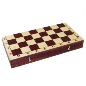 Шахматы турнирные с темной доской