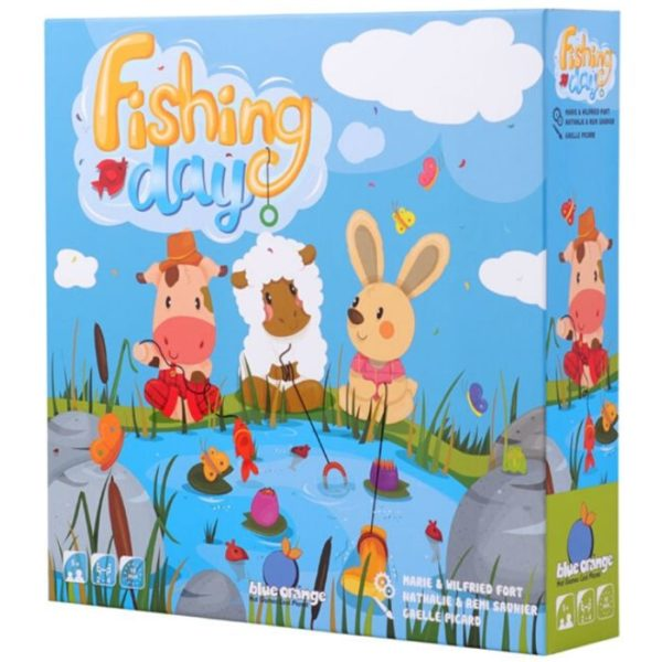 День Рыбака настольная игра