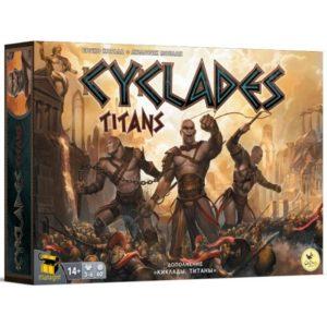 Киклады Титаны настольная игра