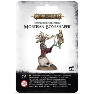 Миниатюры Age of Sigmar. Ossiarch Bonereapers. Mortisan Boneshaper