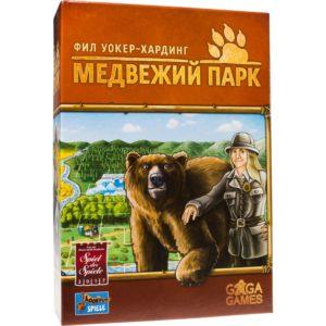 Настольная игра Медвежий Парк