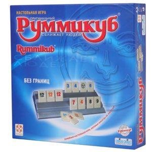Руммикуб настольная игра
