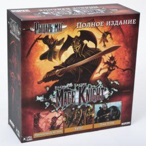 Рыцарь-Маг настольная игра