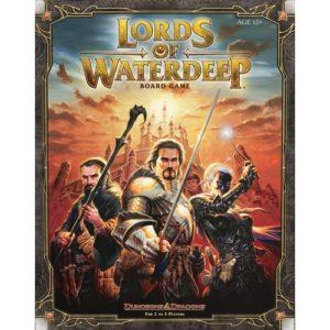 Lords of Waterdeep настольная игра
