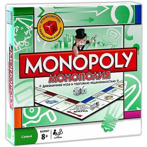 Игра Монополия Классическая