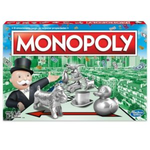 Классическая Монополия Обновленная Hasbro