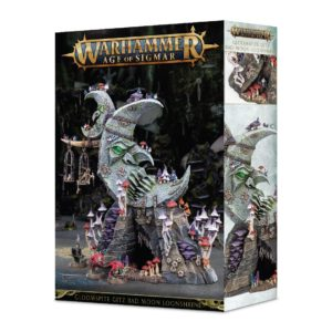 Миниатюры Age of Sigmar Bad Moon Loonshrine