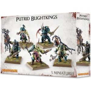 Миниатюры Age of Sigmar Putrid Blightkings