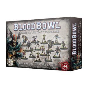 Миниатюры Blood Bowl Champions of Death