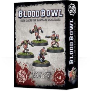 Миниатюры Blood Bowl Goblins