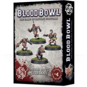 Миниатюры Blood Bowl Goblins