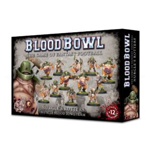 Миниатюры Blood Bowl Nurgle's Rotters