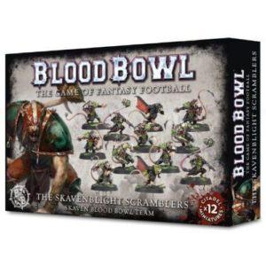 Миниатюры Blood Bowl Skavenblight Scramblers