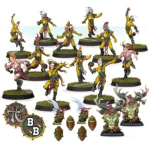 Миниатюры Blood Bowl The Athelorn Avengers