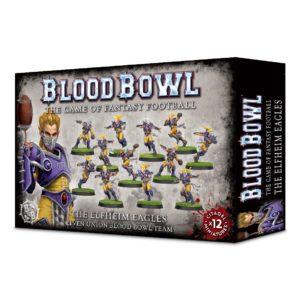 Миниатюры Blood Bowl The Elfheim Eagles
