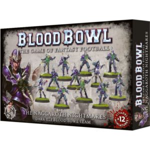 Миниатюры Blood Bowl The Naggaroth Nightmares