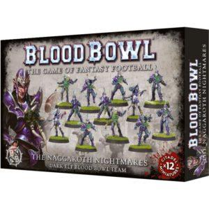 Миниатюры Blood Bowl The Naggaroth Nightmares