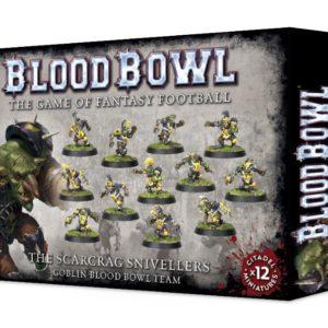 Миниатюры Blood Bowl The Scarcrag Snivellers