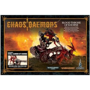 Миниатюры Warhammer Daemons of Chaos Blood Throne of Khorne