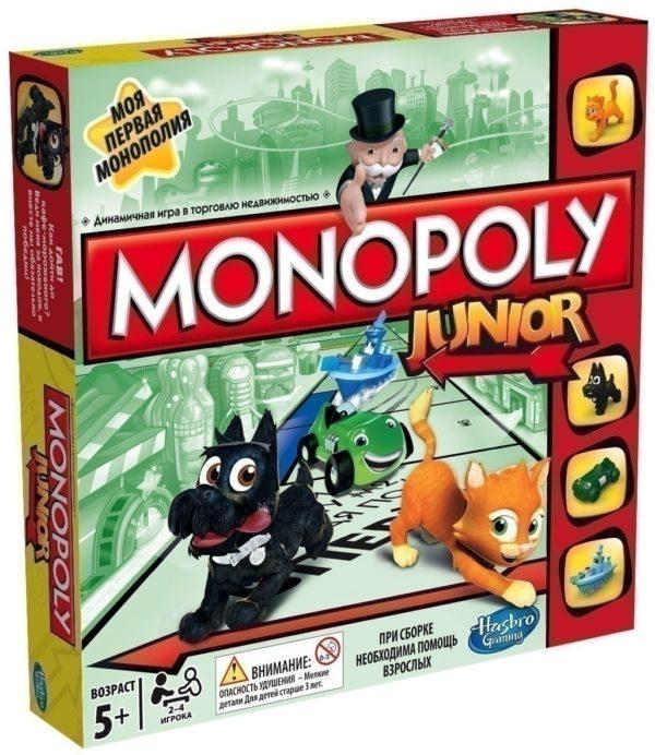 Монополия Детская