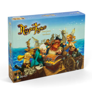 пиратунс настольная игра