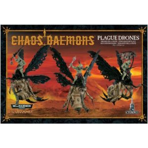 Daemons of Chaos Plague Drones of Nurgle