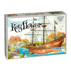 Keyflower настольная игра