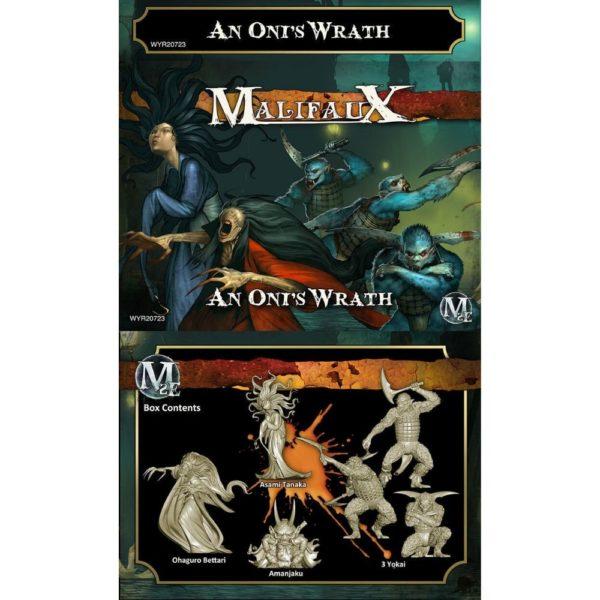 Malifaux An Oni's Wrath