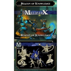 Malifaux Beacon of Knowledge