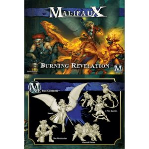 Malifaux Burning Revelation