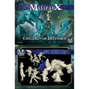 Malifaux Children of December Crew