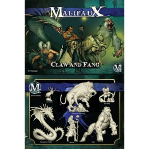 Malifaux Claw and Fang Crew